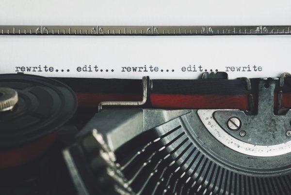 Wat is actief schrijven